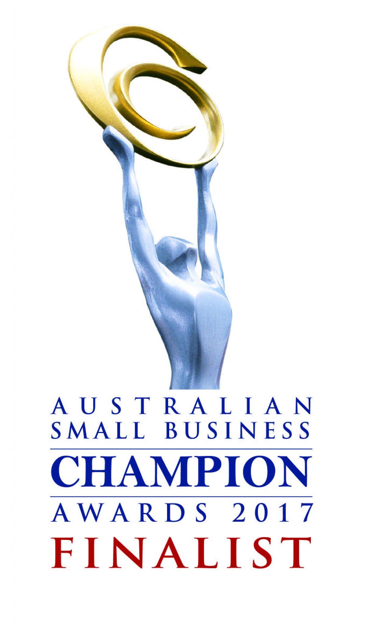 Australian Small Business Champion Finalist 2017